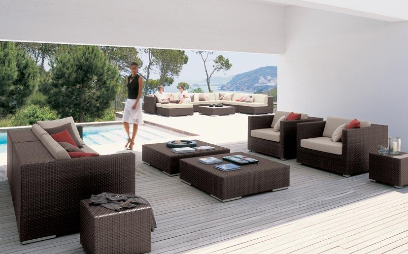 Bermejo blog garden lounge - Kleine design lounge ...